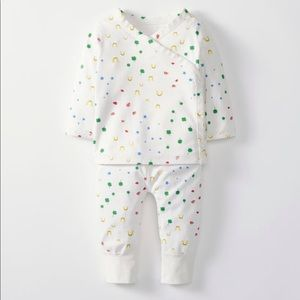 Hanna Andersson Pima Cotton Pajama Set